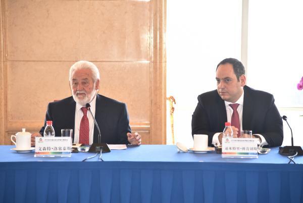 国际展览局秘书长高度评价北京世园会筹备工作