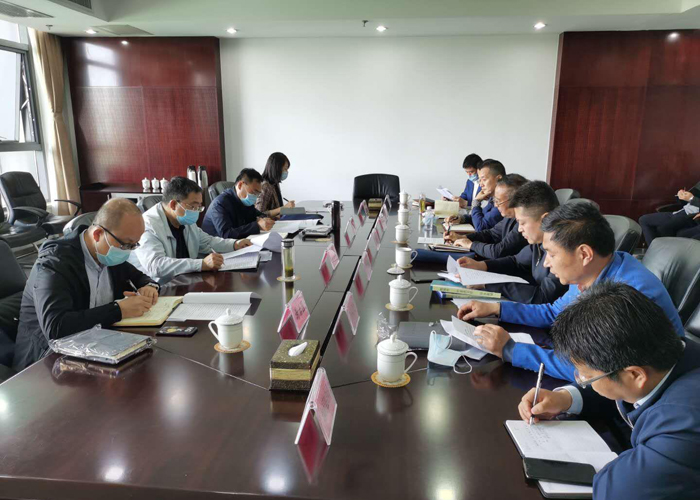 陕西省林业局调研督导西安河长制工作