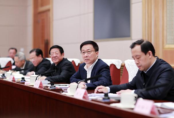 韩正出席全国绿化委员会全体会议并讲话