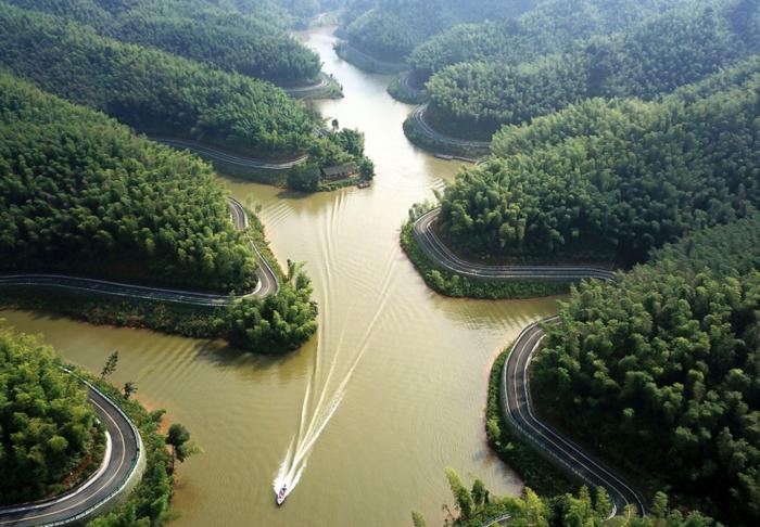 [森林旅游]赤水贵州攻略醉游人稻城泸沽湖v攻略竹海图片