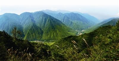 鄱阳湖 绿水青山风景