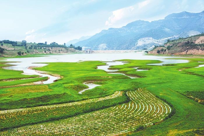 山西建筑信息网_绿色山西 生态文明建设步履铿锵_最新信息_中国林业网