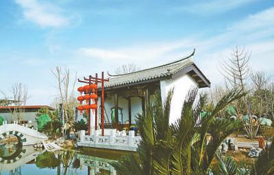亚博-[北京世园会]三坊七巷 古韵悠长