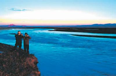 """青海绘制自然保护地""""一张图"""""""