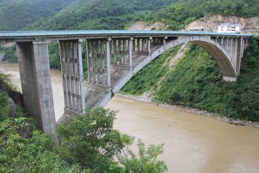 我院设计的省道309线思茅至澜沧二级公路被评