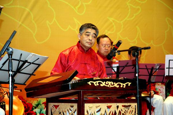 器乐合奏 春节序曲(中国林业科学研究院演出)