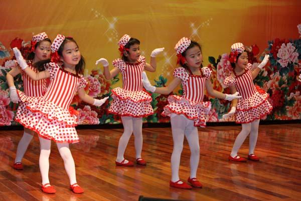 儿童舞蹈 Nobody (机关服务局幼儿园演出)