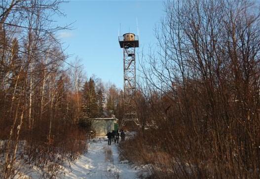 边境瞭望塔上的夫妻哨:一句承诺