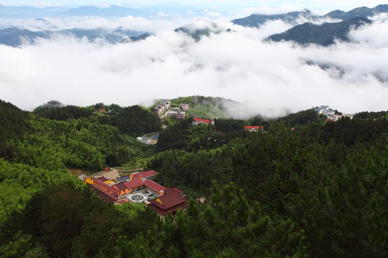 湖北三角山国家森林公园