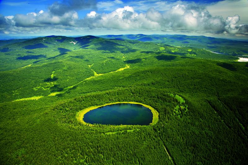 内蒙古森工阿尔山国家森林公园