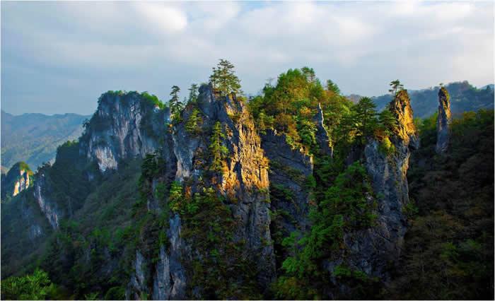城口中国亢谷风景区