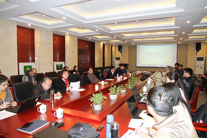 """""""人工林生产力形成的关键生理生态与环境控制机制""""课题进展总结会在京召开"""