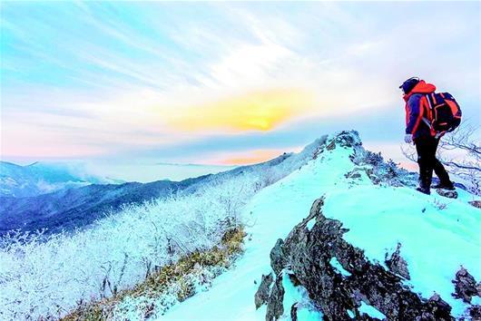 湖北森林旅游淡季突围观察:多地发展冰雪经济 与特色节庆相结合